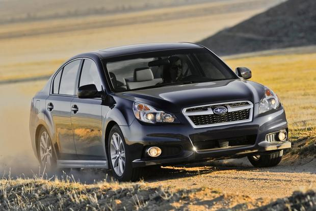 2013 Subaru Legacy: New Car Review featured image large thumb1