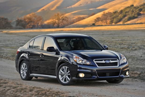 2013 Subaru Legacy: New Car Review