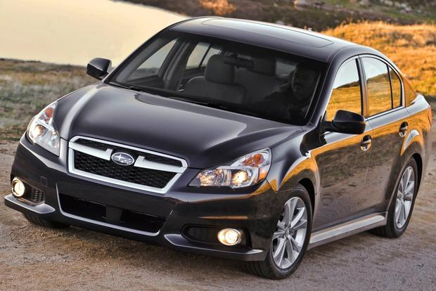 2014 Subaru Legacy: New Car Review featured image large thumb0