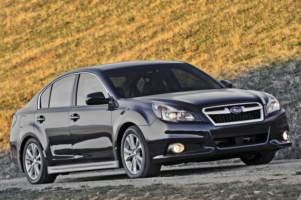 2014 Subaru Legacy: New Car Review featured image large thumb1