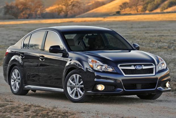 2014 Subaru Legacy: Used Car Review featured image large thumb5