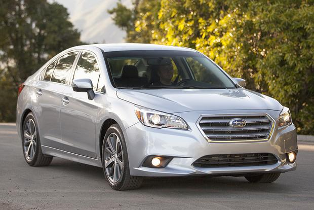 2015 Subaru Legacy vs. 2015 Toyota Camry: Which Is Better? featured image large thumb11
