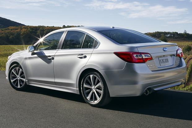 2015 Subaru Legacy vs. 2015 Toyota Camry: Which Is Better? featured image large thumb3