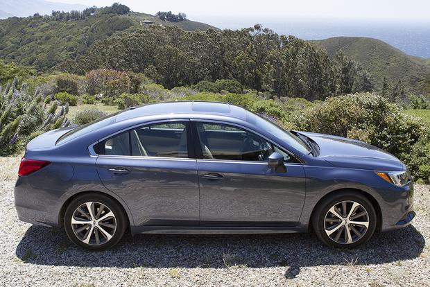 2015 Subaru Legacy vs. 2015 Toyota Camry: Which Is Better? featured image large thumb7
