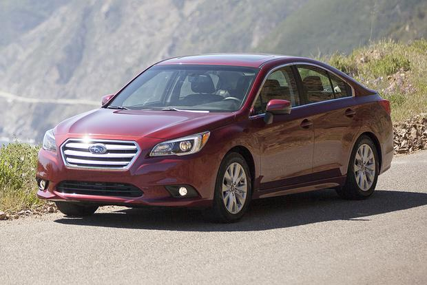 2015 Subaru Legacy vs. 2015 Toyota Camry: Which Is Better? featured image large thumb9