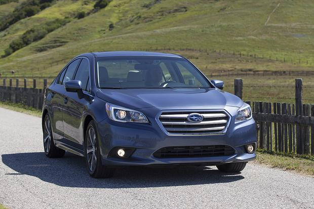 2015 Subaru Legacy vs. 2015 Mazda6: Which Is Better? featured image large thumb11