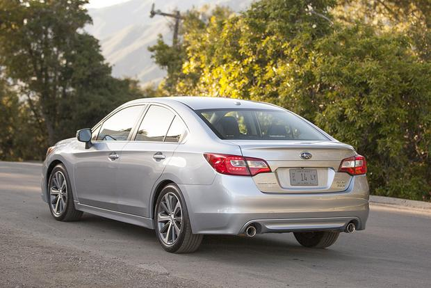 2015 Subaru Legacy vs. 2015 Mazda6: Which Is Better? featured image large thumb9
