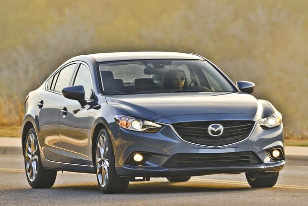2015 Subaru Legacy vs. 2015 Mazda6: Which Is Better? featured image large thumb0