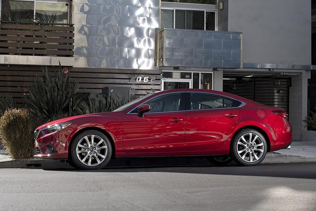 2015 Subaru Legacy vs. 2015 Mazda6: Which Is Better? featured image large thumb6