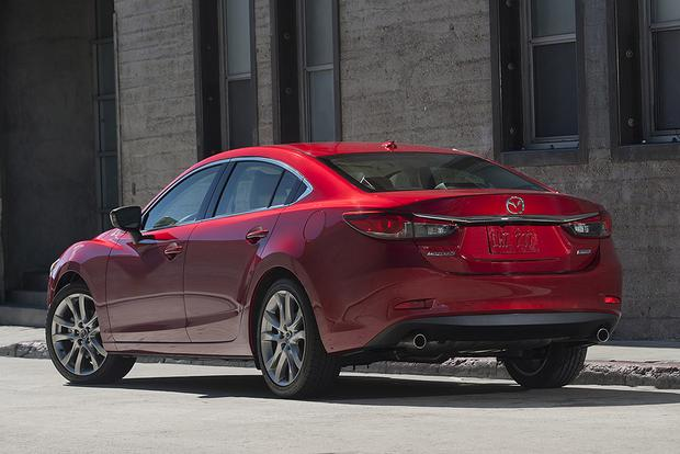2015 Subaru Legacy vs. 2015 Mazda6: Which Is Better? featured image large thumb10