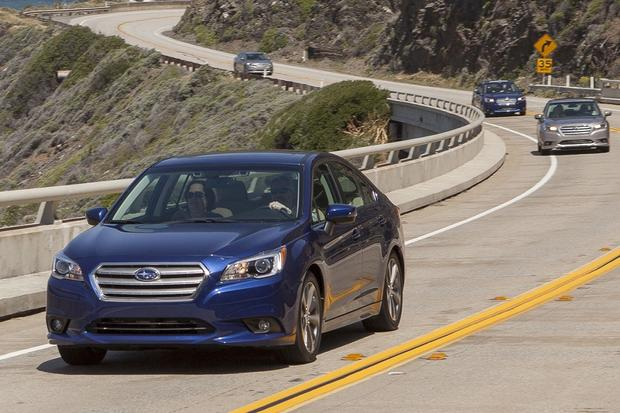 2015 Subaru Legacy: First Drive Review featured image large thumb0