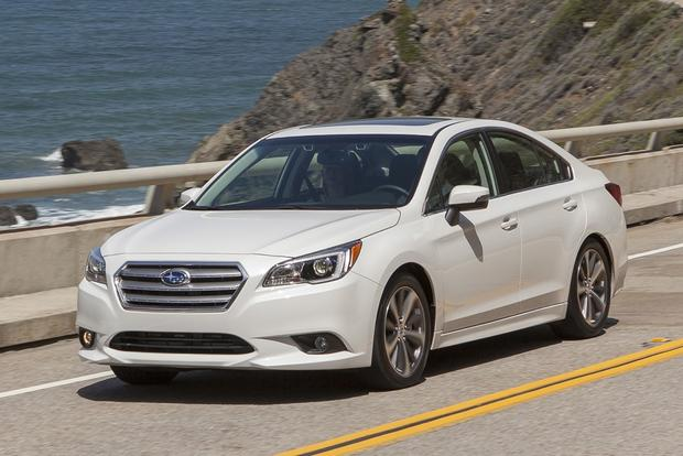 2015 Subaru Legacy First Drive Review  Autotrader