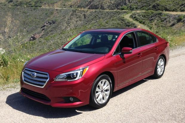 2015 Subaru Legacy: First Drive Review featured image large thumb4