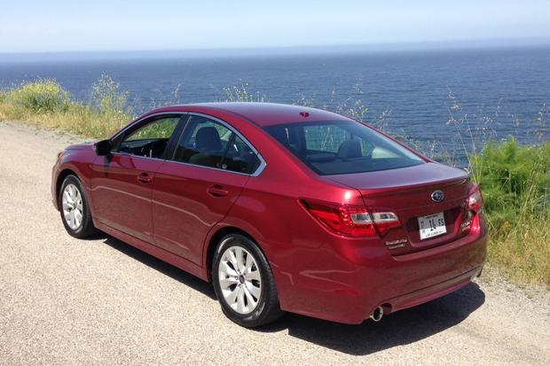 2015 Subaru Legacy: First Drive Review featured image large thumb5
