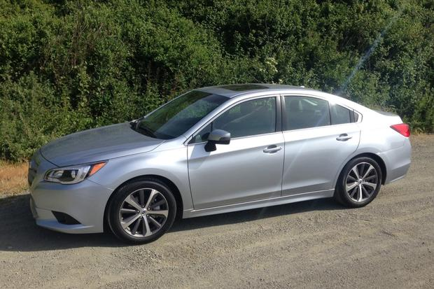 2015 Subaru Legacy: First Drive Review featured image large thumb6