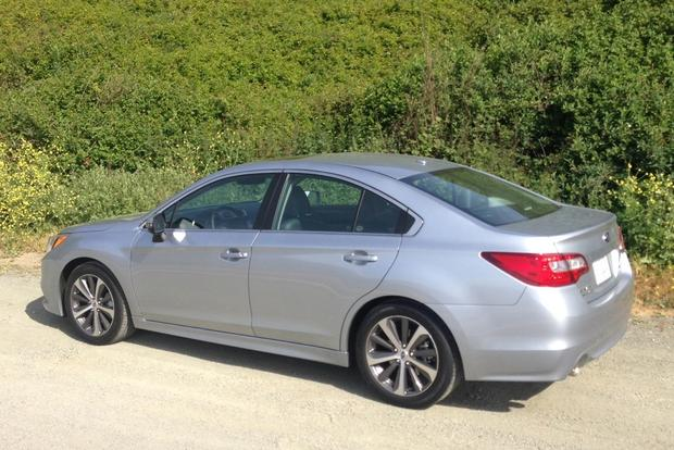 2015 Subaru Legacy: First Drive Review featured image large thumb7