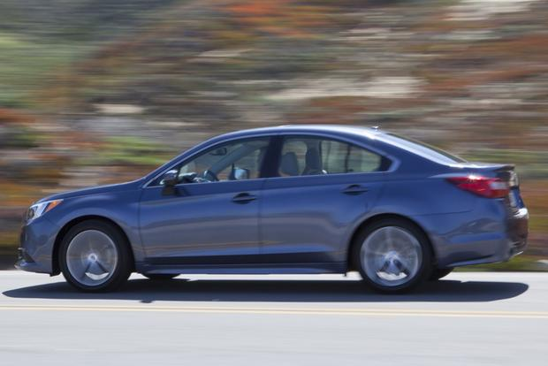2015 Subaru Legacy: Used Car Review featured image large thumb3