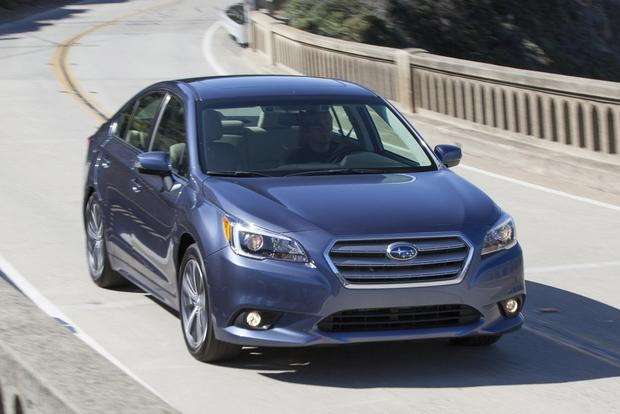 2015 Subaru Legacy New Car Review  Autotrader