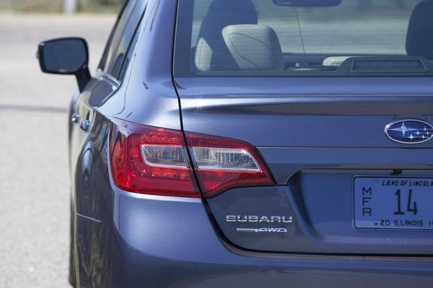 2015 Subaru Legacy: Used Car Review featured image large thumb4