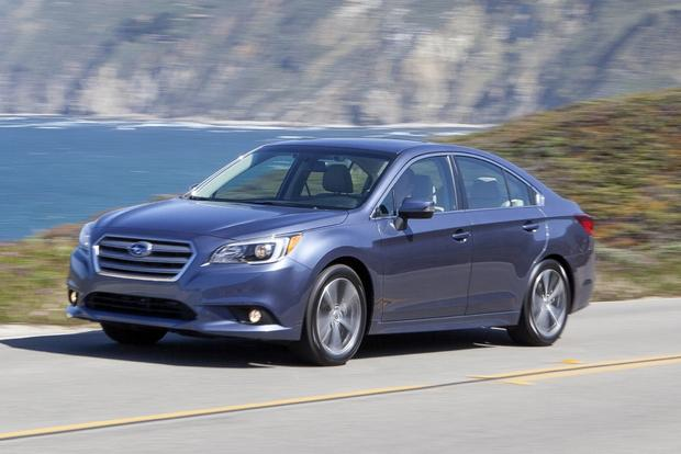 2015 Subaru Legacy Used Car Review  Autotrader