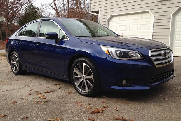 2015 Subaru Legacy 3.6R: Real World Review featured image large thumb2