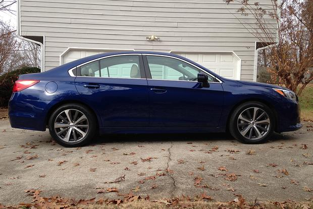 2015 Subaru Legacy 3.6R: Real World Review featured image large thumb3