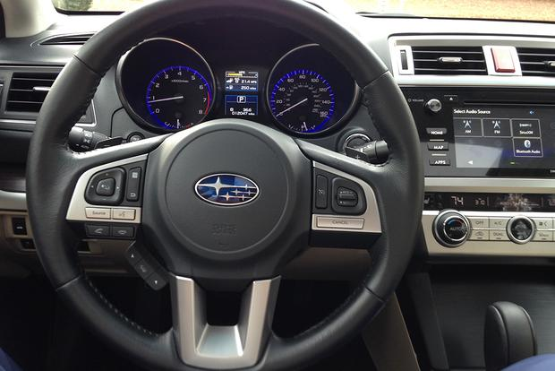 2015 Subaru Legacy 3.6R: Real World Review featured image large thumb4