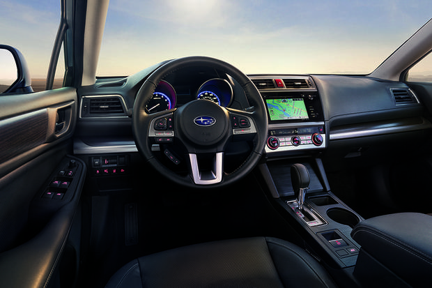 2016 Subaru Legacy: New Car Review featured image large thumb1