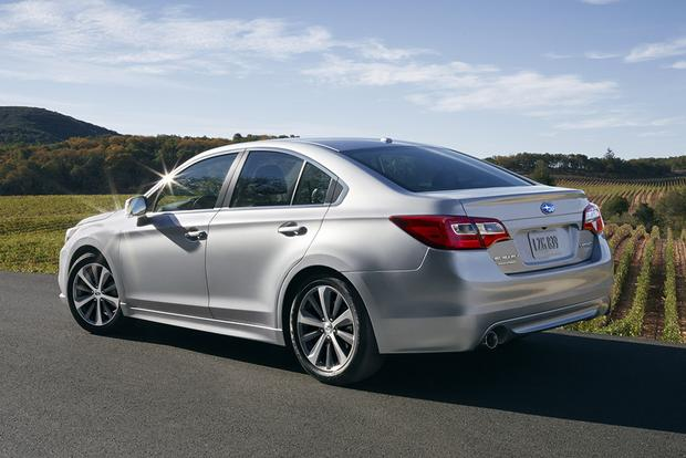 2016 Subaru Legacy New Car Review Featured Image Large Thumb2