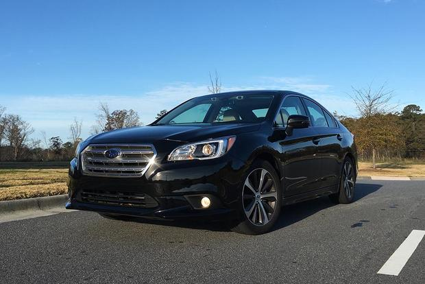 2016 Subaru Legacy: Please, Don't Go featured image large thumb5