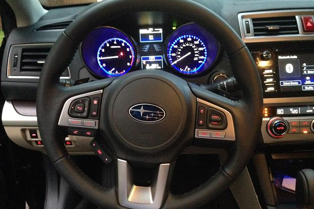 2016 Subaru Legacy: Everyday Driving featured image large thumb2