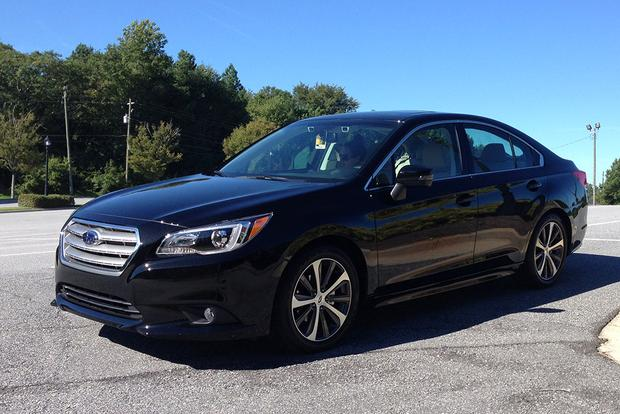 2016 Subaru Legacy: Everyday Driving featured image large thumb4