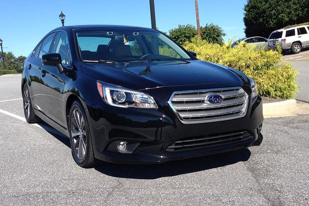 2016 Subaru Legacy: Bump in the Trunk featured image large thumb0