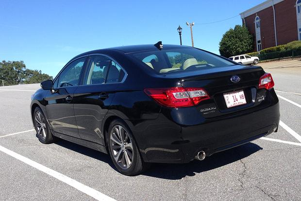 2016 Subaru Legacy: Long-Term Introduction featured image large thumb5