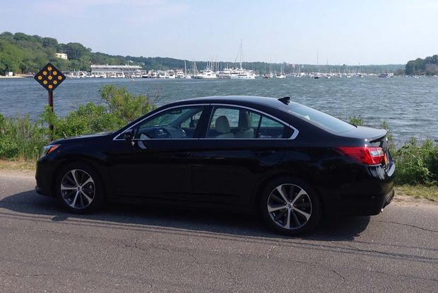 2016 Subaru Legacy: East Coast Road Trip
