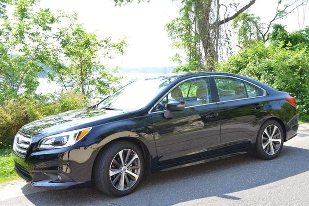 2016 Subaru Legacy: Daily Driver
