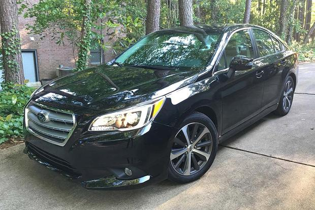 2016 Subaru Legacy: A Certain Something