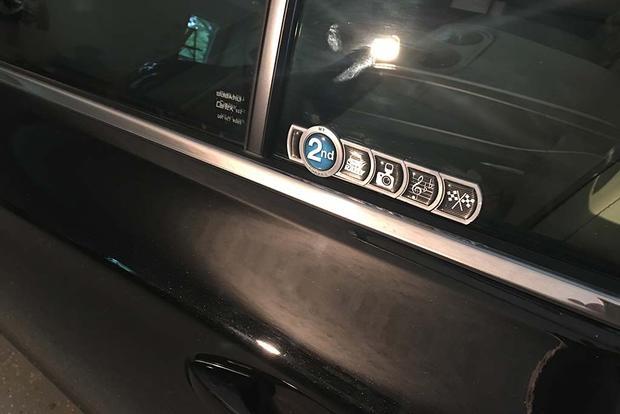 Subaru Badge Of Ownership >> 2016 Subaru Legacy Ownership Badges Autotrader
