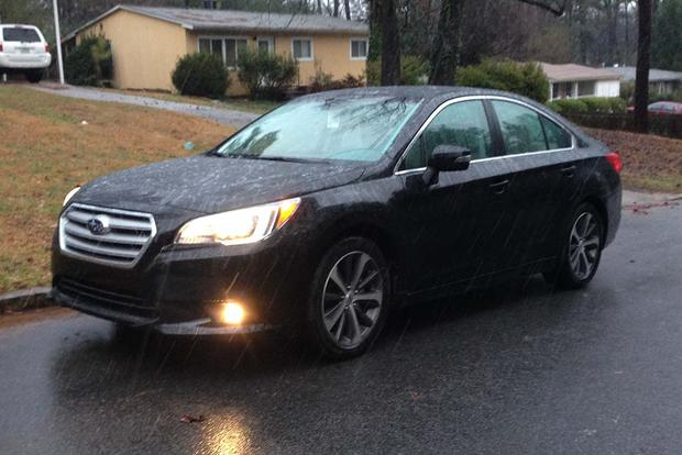 2016 Subaru Legacy: Outta Sight