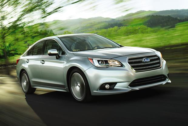 2017 Subaru Legacy: New Car Review featured image large thumb2