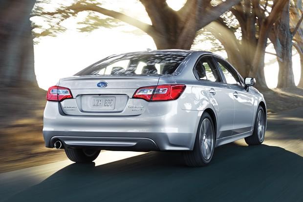 2017 Subaru Legacy: New Car Review featured image large thumb4