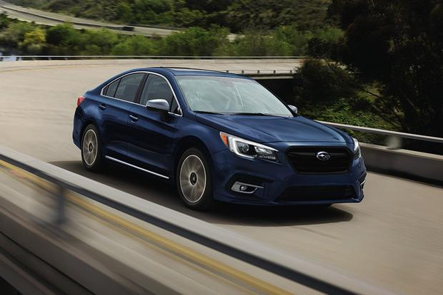 2018 Subaru Legacy New Car Review Featured Image Large Thumb0
