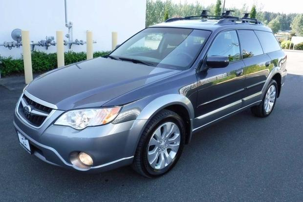 2005-2009 Subaru Outback vs. 2007-2011 Honda CR-V: Which Is Better? featured image large thumb5