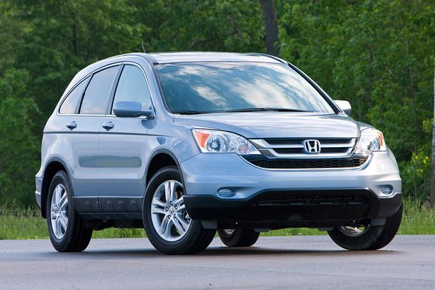 2005-2009 Subaru Outback vs. 2007-2011 Honda CR-V: Which Is Better?