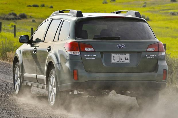 2012 Subaru Outback: Used Car Review featured image large thumb1