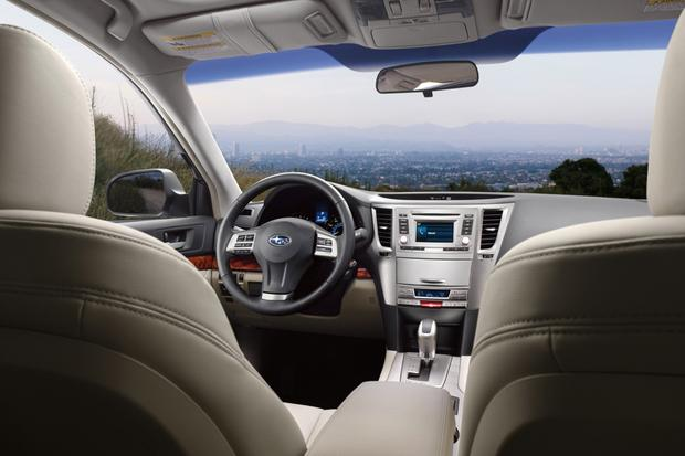 2012 Subaru Outback: Used Car Review featured image large thumb4