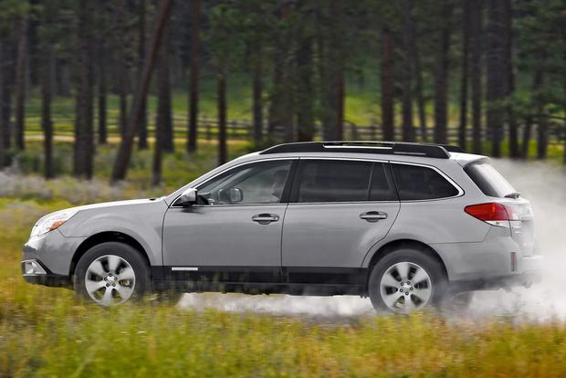 2012 Subaru Outback: Used Car Review featured image large thumb2