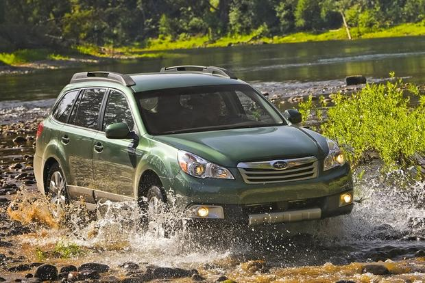 2012 Subaru Outback: Used Car Review featured image large thumb0