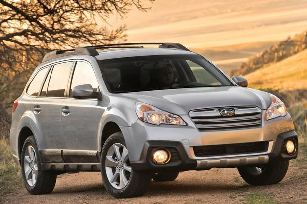2013 Subaru Outback: New Car Review