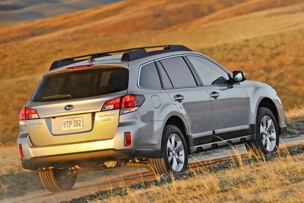 2013 Subaru Outback: New Car Review featured image large thumb3